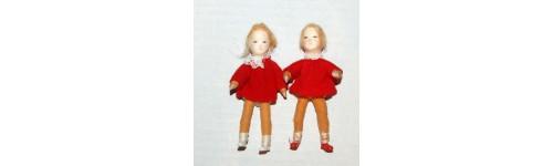 Erna Meyer dockor gamla och nya