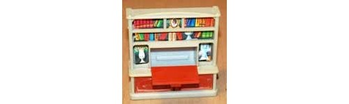Bookcase/Cabinets