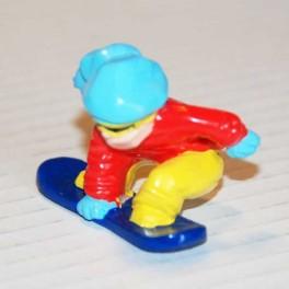 För tittskåp kanske Snowboardåkare