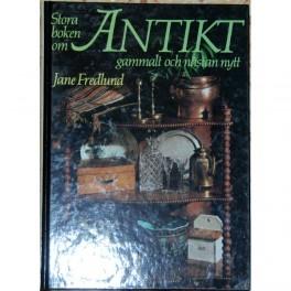 Bok ANTIKT kul bok om möbler mm mm