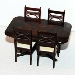 Renwal Bord och 4 stolar