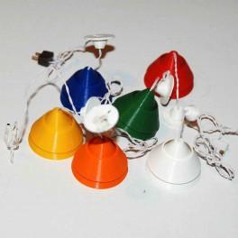 U2+ Lampa gul