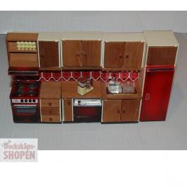 Lundby ArtNr. 9276 Kitchen Continental IV