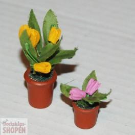 Lundby 2 blommor