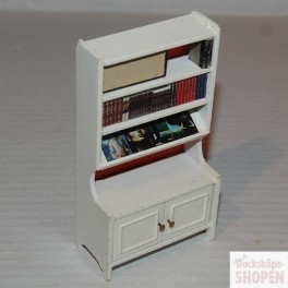 Lundby ArtNr. 5383 Bookcase with magazine rack