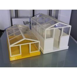 UM2+ Växthusbotten hög modell valfri färg