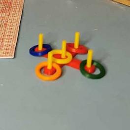 UM2+ Ringspel Kasta ring lek