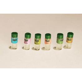 UM2+ Kryddburkar 6 st olika