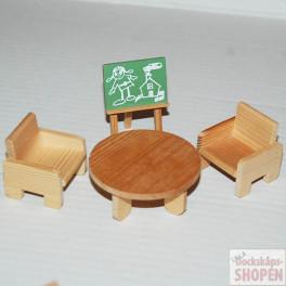 Lundby barnmöbler trä
