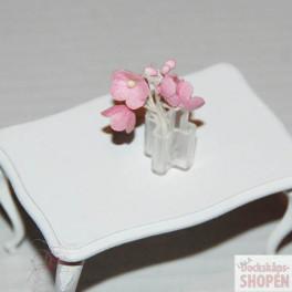 Lundby Blomma skär i liten söt veckad vas